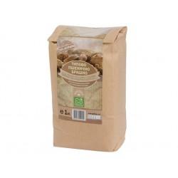 Натурално типово пшенично брашно, Екосем, 1 кг.