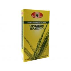 Оризово брашно, Серия Дълголетие, 400 гр.