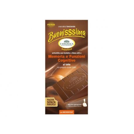 Функционален, Натурален Шоколад, за памет и концентрация, 100 гр.