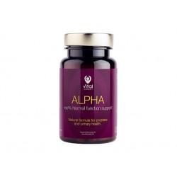 Алфа, за здрава простата, Виталконцепт, 60 капсули