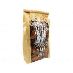 Сибирска Чага, сушена, на късове, 500 гр.