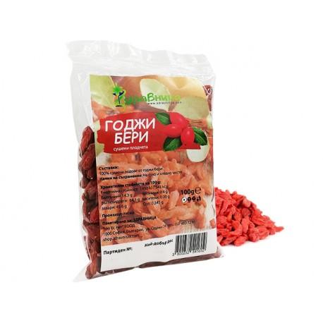 Goji Berry, dried fruit, Zdravnitza, 100 g