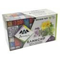 Elixir, herbal tea, sedative effect, 20 filter bags