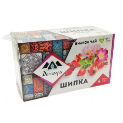 Шипка, билков чай, Амая, 20 филтърни пакетчета
