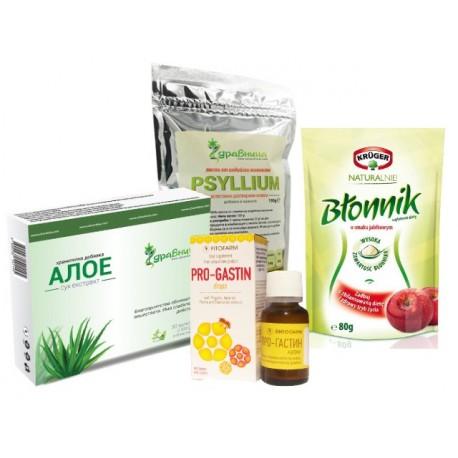Стомах, черва и храносмилане - Здравословен пакет