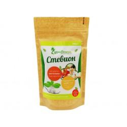 Стевион, натурален растителен подсладител, на прах, Здравница, 300 гр.