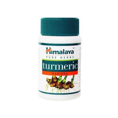 Куркума, антиоксидант, Хималая, 60 капсули