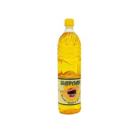 Шарлан - слънчогледово олио (1 литър)