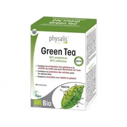 Зелен чай, Физалис, 60 таблетки