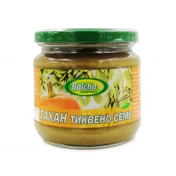 Pumpkin Tahini (pumkin seed paste), natural, 350 g