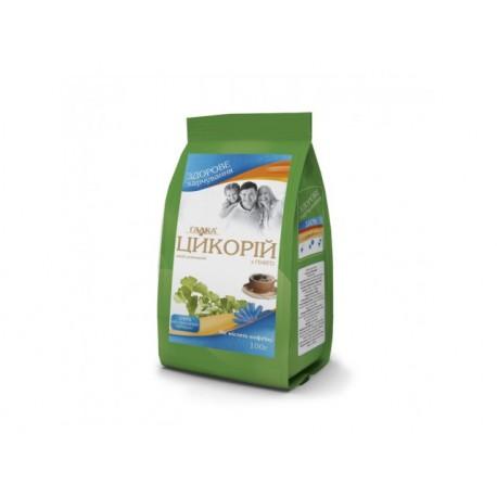 Разтворима напитка от цикория, ечемик и гинко билоба, Галка, 100 гр.