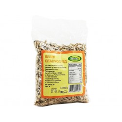 Sunflower seeds, raw, peeled, 200 g