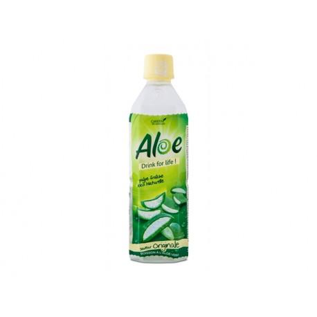 Aloe Vera drink, original, Drink For Life, 500 ml