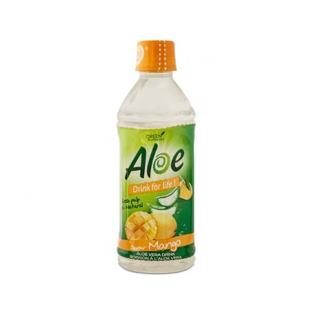 Aloe Vera drink, Mangue, Drink For Life, 500 ml
