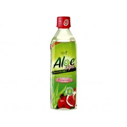 Aloe Vera drink, Pomegranate, Drink For Life, 500 ml