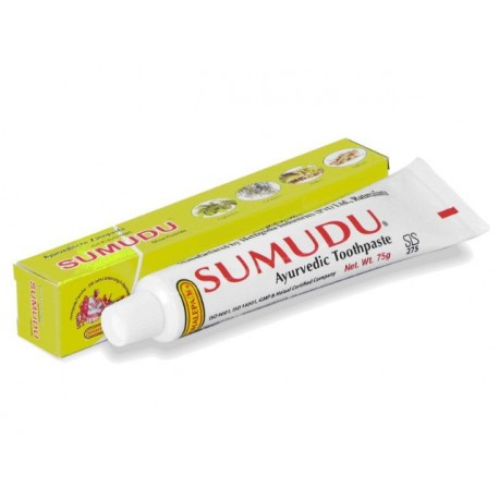 Сумуду, аюрведична паста за зъби, 75 мл.