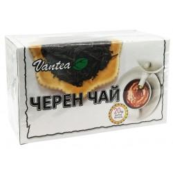 Черен чай, натурален, Вантеа, 20 филт. пакетчета