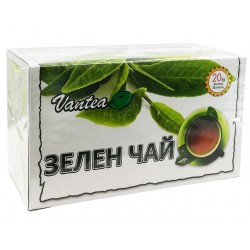 Green Tea, natural, Vantea, 20 filter bags