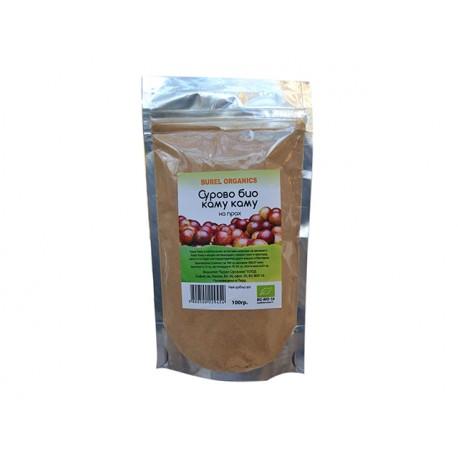 BIO Camu Camu powder, raw, Burel Organics, 100 g