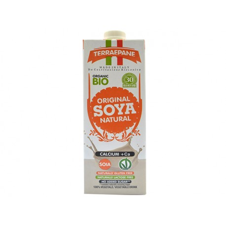 БИО Ядково мляко от соя и калций, 1 литър