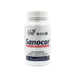 Sanocor, support bone density, 30 capsules