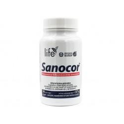 Санокор, за подпомагане на костната плътност, 30 капсули