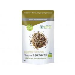 SuperSprouts, микс от органични семена, Биотона, 300 гр.