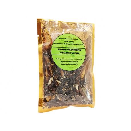 Сабелник (Блатна ягода), суха билка, 10 гр.