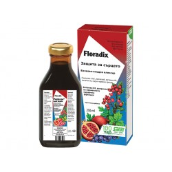 Heart Protection, herbal-fruit elixir, Floradix, 250 ml