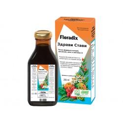Здрави Стави, течна билково-плодова формула, Флорадикс, 250 мл.