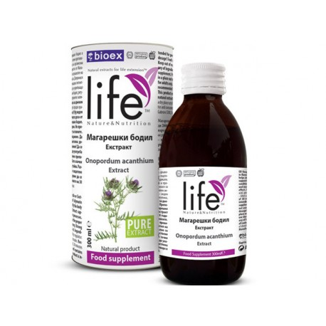 Cotton thistle, aqueous extract , Life&Nature, 300 ml
