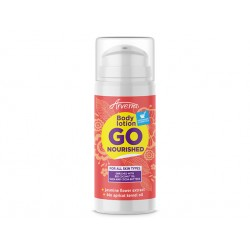 Go Nourished, body lotion with jasmine and cocoa, 100 ml