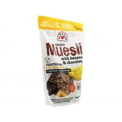 Крънчи Мюсли с банан и шоколад, Виталия, 375 гр.