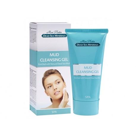 Cleansing gel with natural Dead Sea Mud, DSM, 150 ml