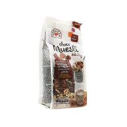 Пълнозърнесто мюсли с шоколадови парченца, Виталия, 250 гр.