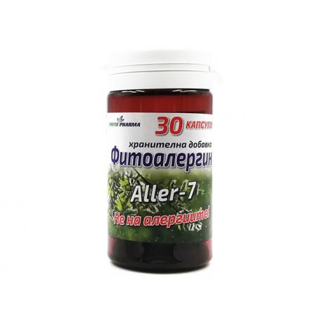 Phytoallergyn, Allergies Prevention, 30 capsules