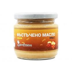 Фъстъчено масло, класик, Здравница, 340 гр.