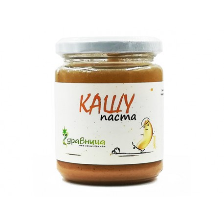 Cashew paste, natural, Zdravnitza, 250 g