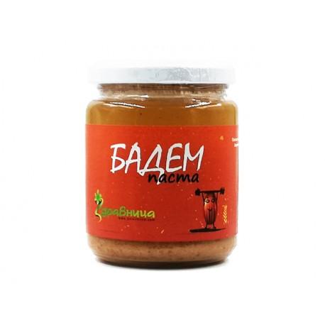 Бадем паста (тахан от бадеми), Здравница, 250 гр.