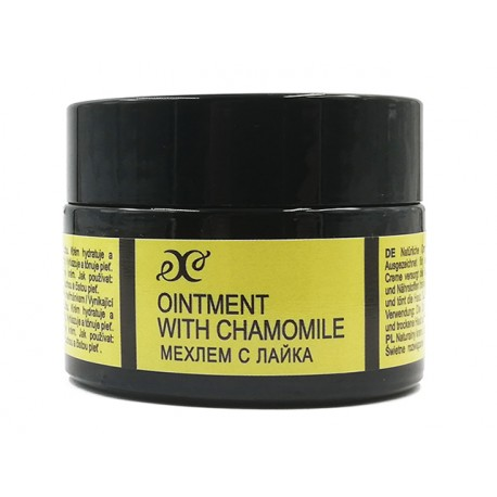 Oinment with chamomile, for sensitive skin, Hristina, 40 ml