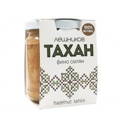 Hazelnut tahini, finely ground, Arina, 200 g