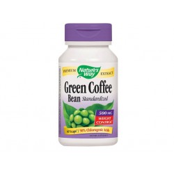 Green Coffee Bean 500 mg.