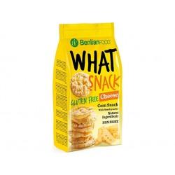 Царевичен снакс - сирене, What Snack, 50 гр.