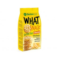 What Snack - cheese, gluten free, 50 g