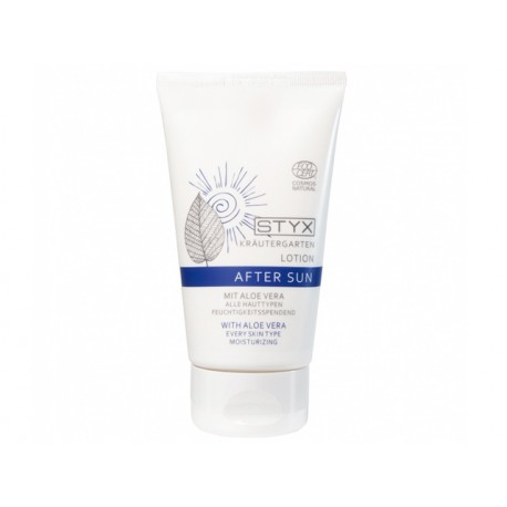 After Sun lotion with Aloe Vera, Styx, 150 ml