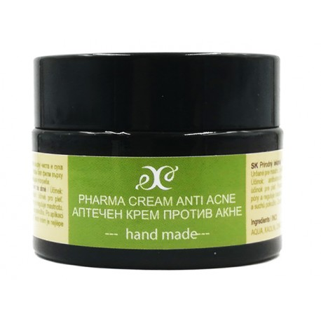 Anti Acne Pharma Cream, Hristina, 40 ml