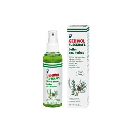Herbal foot lotion - spray, Gehwol, 150 ml