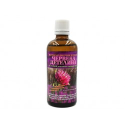 Red clover, vacuum plant extract, Bilkaria, 50 ml