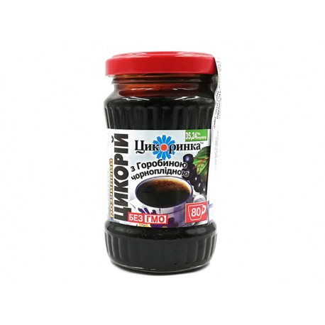Soluble extract of chicory with blueberry, Cikorinka, 200 g