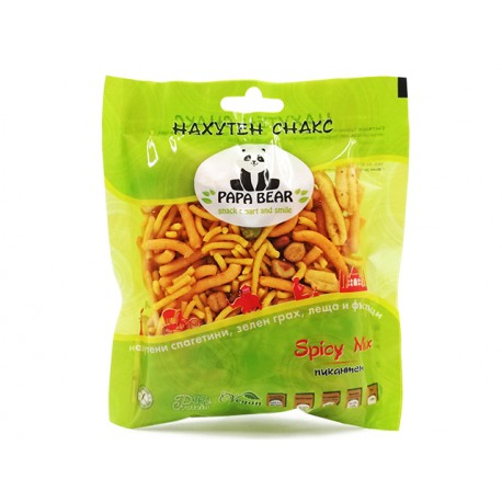 Chickpeas snack - Spicy Mix, Papa Bear, 100 g